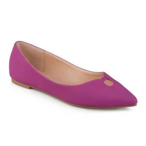 NWB Journee Collection | Magenta Flats